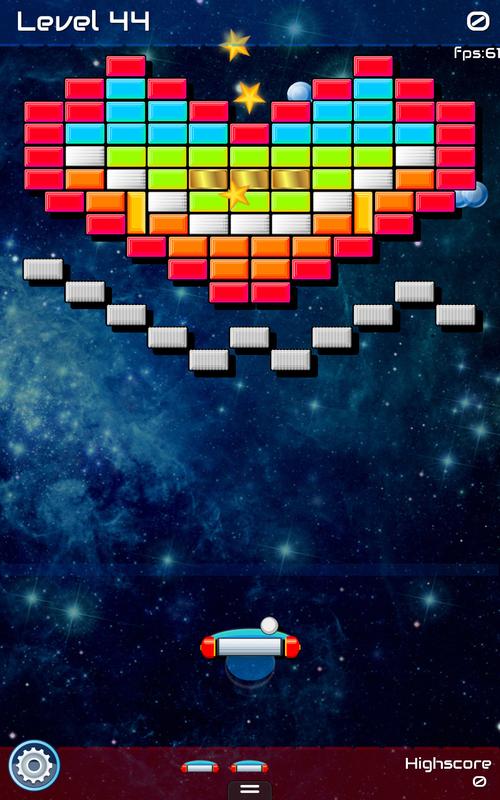 Brick breaker game for computer download.